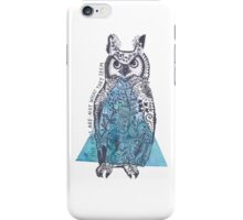 The Owls  iPhone Case/Skin