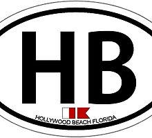 Hollywood Beach - Florida. by America Roadside.