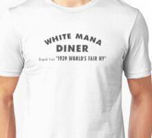 Original White Mana Diner Unisex T-Shirt