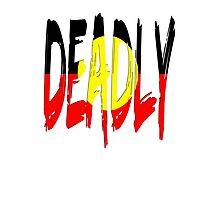 Deadly - Indigenous Australia Photographic Print