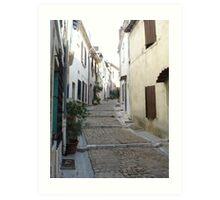 Arles - France Art Print