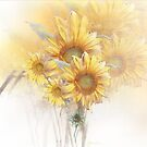 Summer is a Sunflower by Carmen Holly