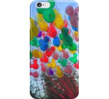 Disneyland Balloons iPhone Case/Skin