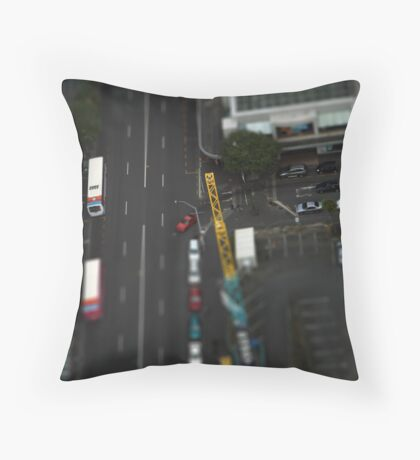 The Bigger Picture. Throw Pillow