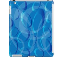 Abstract Ring iPad Case/Skin