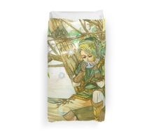 Peaceful Link Duvet Cover