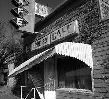 The 83 Cafe by Marc Sullivan