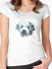 Beau Women's Fitted Scoop T-Shirt
