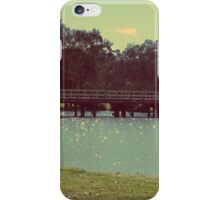 Sparkling River iPhone Case/Skin