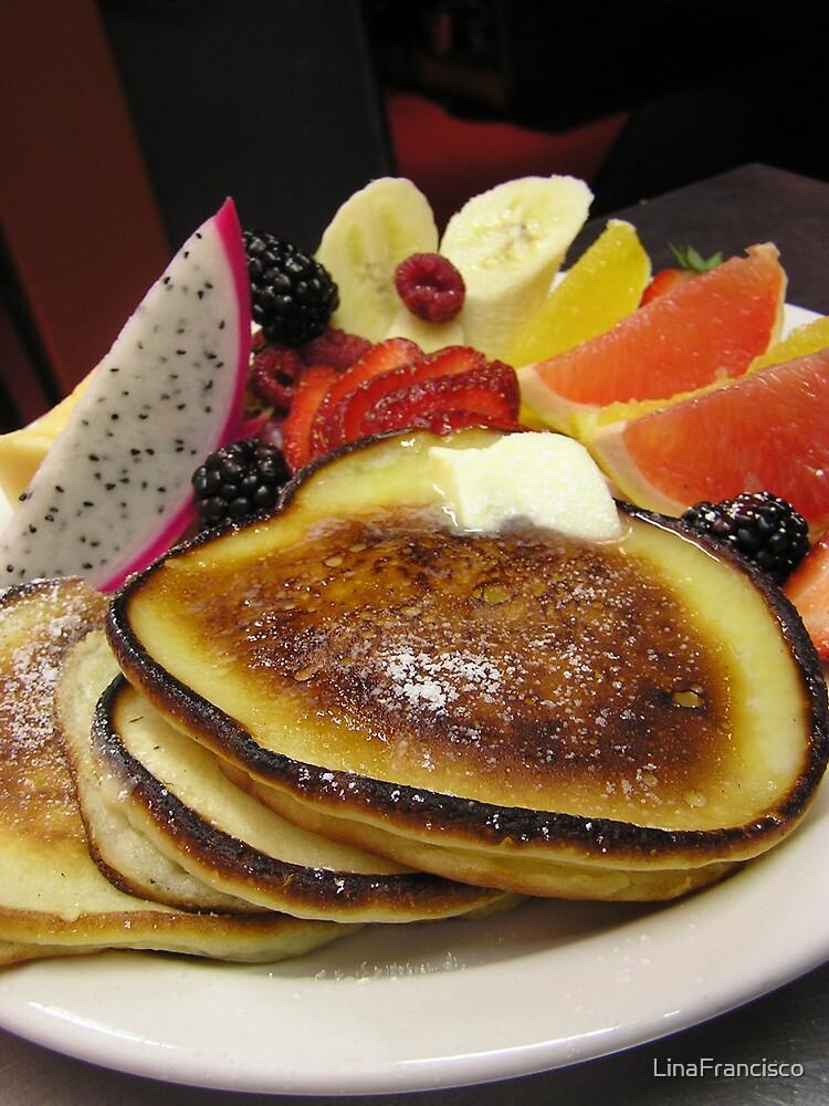Pancakes by LinaFrancisco