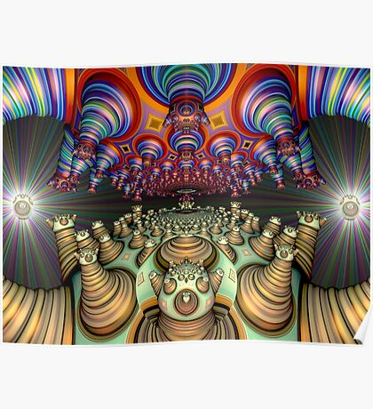 M3D: Teapot Dome Hyperdrive (UF0682)  Poster