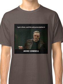 More Cowbell SNL Christopher Walken Shirt Classic T-Shirt