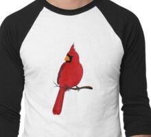 Cardinalis Men's Baseball ¾ T-Shirt