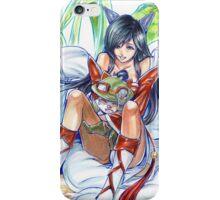 ahri hugging teemo~ iPhone Case/Skin