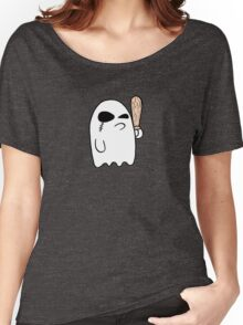 Tuff Ghost Women's Relaxed Fit T-Shirt