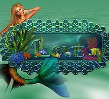 Mermaids of The Sea by Lisa  Weber