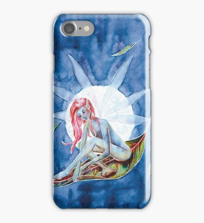 Fairy Moon iPhone Case/Skin