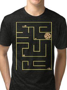 Cookie Maze Tri-blend T-Shirt