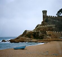 Tosa de mar in costa brava- spain by zangi12