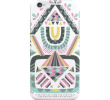 ethnic abstraction iPhone Case/Skin