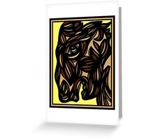 Art Print, Horse, Horses, Wall Art, Graphic Print Art, Wildlife Art, Animal Art Print, Animal Artwork, Drawing, Illustration Greeting Card