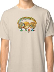 A Rainbow of Angels TShirt Classic T-Shirt