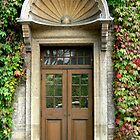 Doorway - Bibury, England  by outsider