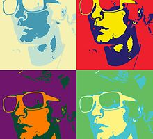 It's me four times. by SHME32