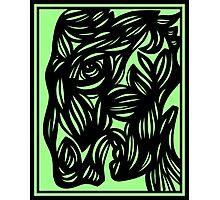 Art Print, Horse, Horses, Wall Art, Graphic Print Art, Wildlife Art, Animal Art Print, Animal Artwork, Drawing, Illustration Photographic Print