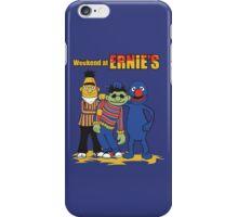 Weekend At Ernie's iPhone Case/Skin
