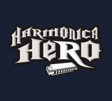 Harmonica Hero Kids Tee