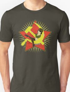 CCCP Pinup Unisex T-Shirt