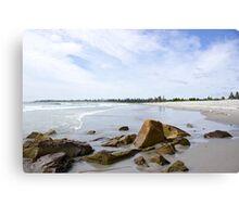 A Trip to the Coast Canvas Print