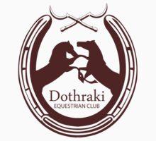 Dothraki Equestrian Club by BenClark