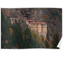 Sumela Monastery, Trabzon, TURKEY Poster
