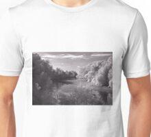 Infrared River Unisex T-Shirt