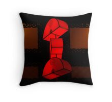 Red Lanterns, Sichuan Throw Pillow