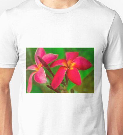 Another Frangipani Unisex T-Shirt