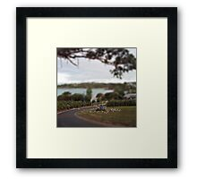 The Recovering Desire. Framed Print