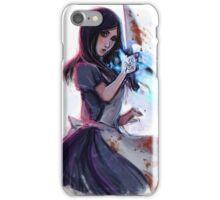 alice - outsider's marker iPhone Case/Skin
