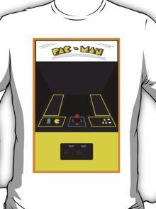 Pac-Man Arcade Cabinet T-Shirt