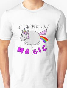 Sparkles the Inappropriate Unicorn T-Shirt