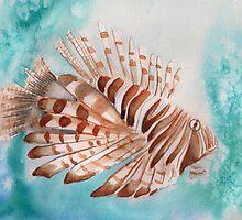 Lion Fish by KeLu