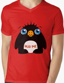 Hug Me Mens V-Neck T-Shirt
