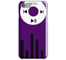 Tsubomi Kido MP3 design iPhone Case/Skin