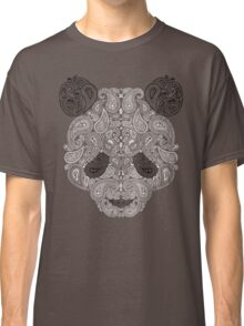 Paisley Panda Classic T-Shirt