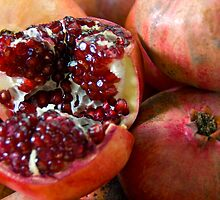 Pomegranate by Moshe Cohen