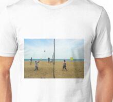 Beach Volley Ball Unisex T-Shirt