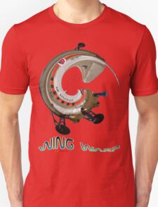 Air Nostalgia Dakota Wingwarp T-shirt Design Unisex T-Shirt