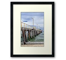 Henley Jetty Framed Print